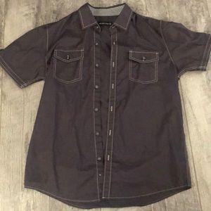 3/$15 Men's button down shirt